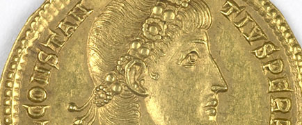 Roman Coins in Britain
