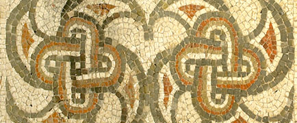The Rudston Swastika Mosaic